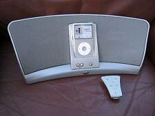 Klipsh igroove Silver iPod lecteur MP3 Base-Great Sound