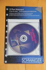 Laser Reinigungsdisc Laser Lens Cleaner CD SCHWAIGER