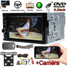 Sony Len Camera Car Stereo Radio DVD USB Mirror For GPS for Toyota Corolla Prius