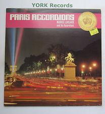 MAURICE LARCANGE - Paris Accordions - Excellent Condition LP Record Decca DGS 2