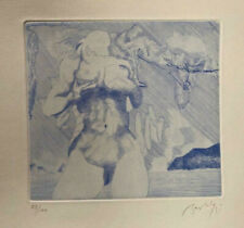 Bartolozzi  Original etching hand signed and numbered