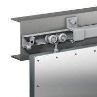 Sliding door kit for barn, stable and commercial doors - heavy duty 440kg