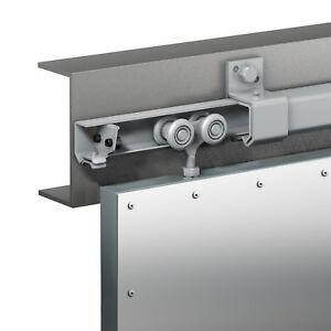 Sliding door kit for barn, stable and industrial sliding doors heavy duty 440kg