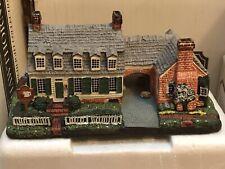 Hawthorne Village Colonial Village Jefferson's Ordinarie 78001 Coa