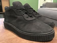 Android Homme Casual Sneakers Mid Creepers Men's Size 8.5-9 Made In Italy