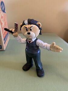 Bad Taste Bears -  Todd, Movie Bear. Sweeney Todd, the Demon Barber of Fleet St.