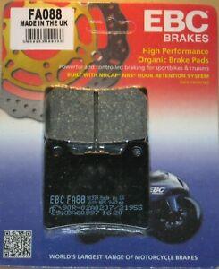 Pastiglie Freno per Yamaha Yx 600 Radian Anno Fab. 1986-1990 Frontale