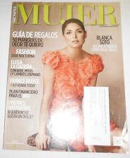 Siempre Mujer Spanish Magazine Blanca Soto December/January 2012 101714R2