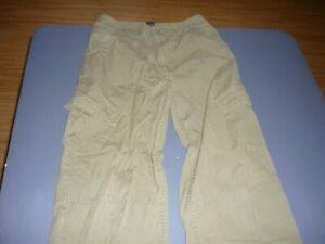boy scout style olive green uniform pants - youth size (XL) 16 Reg