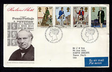 1979 Britain Edinburgh Penny Postage Fdc