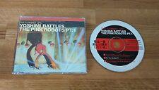 The Flaming Lips Yoshimi Battles Pink Robots UK CD Single W597CD1 Psych Rock
