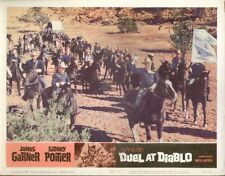 Duel at Diablo 11x14 Lobby Card #5