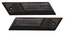BMW 3 SERIES E30 NOT M3 5 SERIES E28 82-88 SMOKED SIDE LIGHT REPEATER INDICATORS