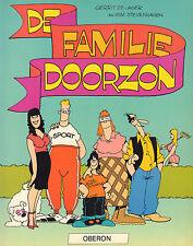 FAMILIE DOORZON 01 - DE FAMILIE DOORZON - Gerrit de Jager