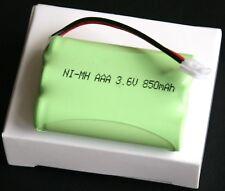 Motorola MBP30 Baby Monitor Recargable Batería Pack 3.6 V 850 mAh NiMh AAA