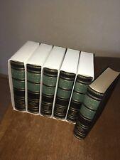 Brockhaus Wissenswelten 6 Bände Goldrand