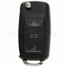 3BTN Flip Keyless Entry Lock Remote Car Key Case Shell Fob for Volkswagen Beetle