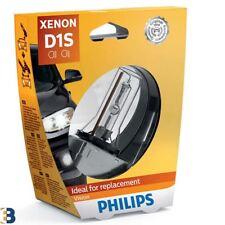 Philips Visión D1S Reemplazo Xenon Faro Bombilla 85415VIS1 Solo Coche