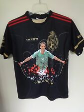 Vintage Mexico National Team Chicharito #14 Premium SOCCER Jersey MEN Small