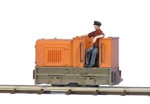 Busch 12181 H0f Diesel Locomotive Gmeinder 15/18,Open # New Original Packaging #