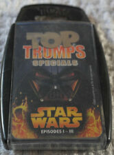 Winning Moves Top Trumps Especiales: Star Wars Episodios 1-3