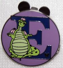 WDW - Hidden Mickey Series III - Alphabet - Elliot (E)