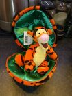 Disney Football Tigger Beanie With Tags from 2002 in great condition (Rare)
