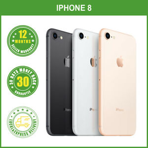Brand New Sealed Box Apple iPhone 8 64/256GB  Factory Unlocked LOCAL DELIVERY