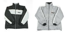Vintage FILA Puffer Jacket   Coat Retro 90s Padded Insulated Puffa Winter