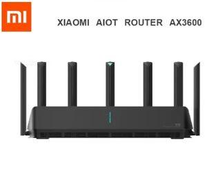 Xiaomi AX3600 AIoT Router Wifi 6 5G 600Mb Dual-Band 2976Mbs Gigabit Rate Qualcom