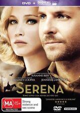 Serena (DVD, 2015)  bradley cooper (Region 4)