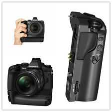 New Vertical Battery Grip Pack Holder for Olympus OM-D E-M1 Camera as HLD-7