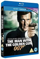 The Man With the Golden Gun (with Digital HD UltraViolet Copy) [Blu-ray]