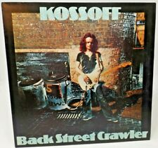 "Paul Kossoff ""Back Street Crawler"" LP"