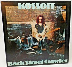 "Paul Kossoff ""Back Street Crawler"" LP"