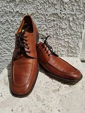 E. T. Wright masters collection Derby Men Shoes size 9 AA Oxford  fit also 8.5