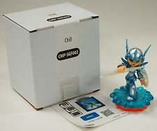 Skylanders Giants CHILL 1st Edition Figure/Code NEW n Box Wii-U PS3 3DS Xbox 360