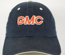 "Blue GMC  ""64"" baseball hat cap embroidered adjustable strap"