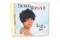 DIONNE WARWICK FRIENDS CAN BE LOVERS BVCA-604 JAPAN CD B#2190