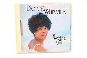 DIONNE WARWICK FRIENDS CAN BE LOVERS BVCA-604 JAPAN CD B#2190