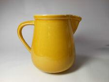 Vintage Honiton England Glazed Pottery Pitcher