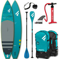 Fanatic Ray Air Premium Package SUP Stand Up Paddle Board aufblasbar ISUP SET