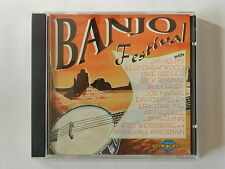CD Banjo Festival with Jim Helms Billy Cheatwood Mike Seeger Dick Rosmini