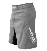 Phantom 3.0 Jiu-jitsu Fight Shorts by Nogi Industries BJJ MMA GRAY
