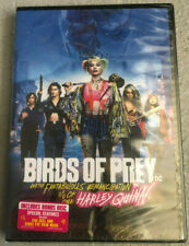 Birds of Prey Harley Quinn Movie (Dvd, 2020) New & Sealed Free Shipping Us Rg1