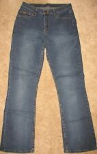 RIDERS Ladies' Size 12 Dark-Wash JEANS (cotton/spandex) NEW W/O TAGS