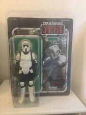 """Hoth Star Wars 12/"""" Figurines DARK VADOR Biker Scout /& Speeder Motard"""