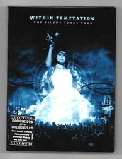 COFFRET 2 DVD + 1 CD / WITHIN TEMPTATION - THE SILENT FORCE .. (MUSIQUE CONCERT)