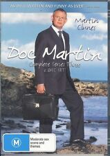 Doc Martin Complete Series Three 3 Third DVD NEW Region 4