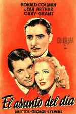 Film A3 Box Canvas Talk of the Town The 1942 04